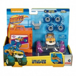 Blaze And The Monster Machines Tune-Up Tires Stripes