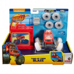 Blaze And The Monster Machines Tune-Up Tires Blaze