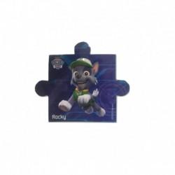 Paw Patrol Magnetic Badge - Rocky