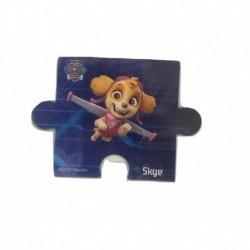 Paw Patrol Magnetic Badge - Skye