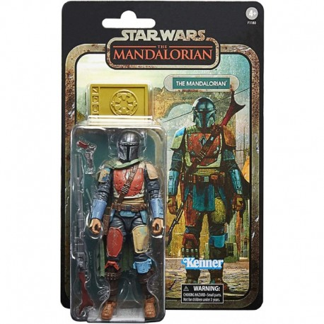Star Wars The Black Series Credit Collection The Mandalorian Toy 6-Inch-Scale Collectible Action Figure