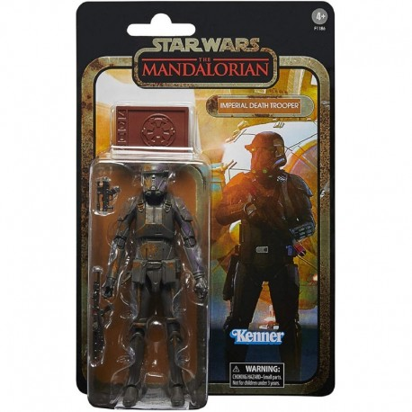 Star Wars The Black Series Credit Collection Imperial Death Trooper Toy 6-Inch-Scale The Mandalorian Collectible Figure