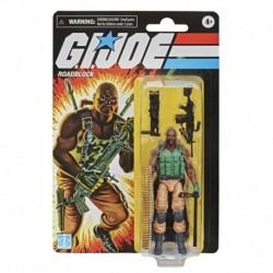 G.I. JOE Retro Collection Roadblock Action Figure