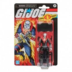 G.I. JOE Retro Collection Destro Action Figure