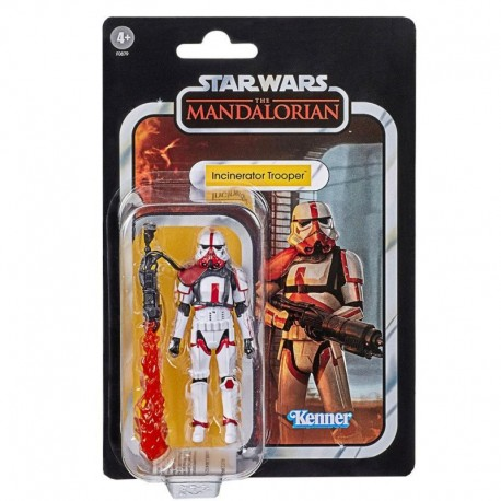 Star Wars The Vintage Collection Action Figure Exclusive - Incinerator Trooper