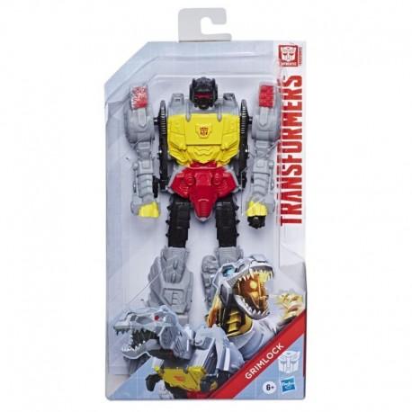 Transformers Toys Titan Changers Grimlock Action Figure