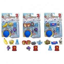 Transformers Toys BotBots Series 4 Science Alliance 5-Pack - Mystery 2-In-1 Collectible Figures