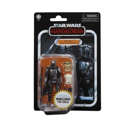 Star Wars The Black Series Din Djarin (The Mandalorian) and The Child