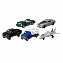 Matchbox Cars 5 Packs Top Gun Maverick (Version 2)