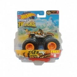 Hot Wheels Tiger Shark Monster Truck