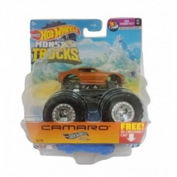 Hot Wheels '18 Chevy Camaro SS Monster Truck