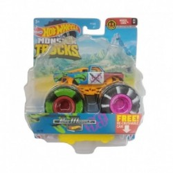 Hot Wheels Pure Muscle Monster Truck