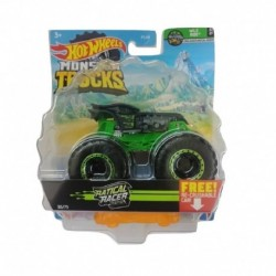 Hot Wheels Ratical Racer Monster Truck
