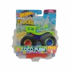 Hot Wheels Loco Punk Monster Truck