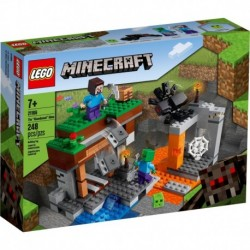 LEGO Minecraft 21166 The 'Abandoned' Mine