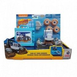 Blaze And The Monster Machines Tune-Up Tires Crusher