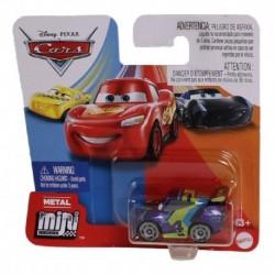 Disney Pixar Cars Mini Racers - J.D McPillar