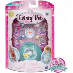 Twisty Petz Babies Puppies and Panda Collectible