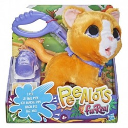 FurReal Peealots Big Wags Interactive Pet - Cat