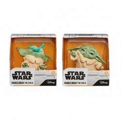 Star Wars The Bounty Collection - The Child 2.2-Inch Froggy Force Collectible Figures 2pk