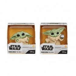 Star Wars The Bounty Collection - The Child 2.2-Inch Holdme Ball Collectible Figures 2pk
