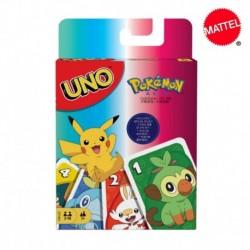 UNO Pokemon Card Game