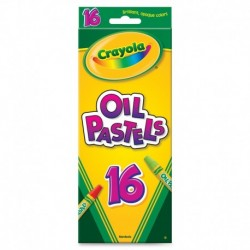 Crayola 16 Colors Oil Pastels