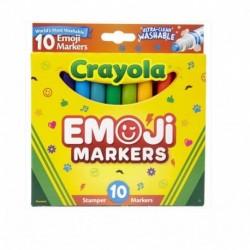 Crayola 10 Colors Emoji Markers