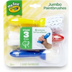 Crayola My First Jumbo Paint Brush