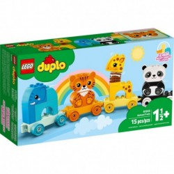 LEGO DUPLO Creative Play 10955 Animal Train