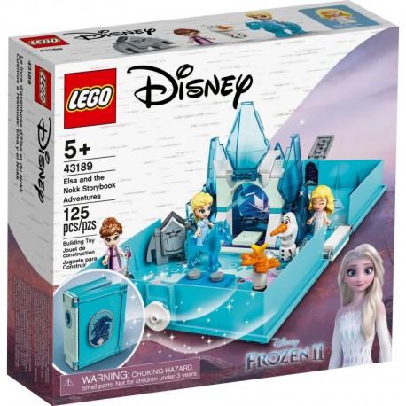 LEGO Disney Frozen 43189 Elsa and the Nokk Storybook Adventures
