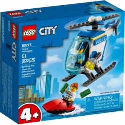 LEGO City Police 60275 Police Helicopter