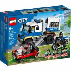 LEGO City Police 60276 Police Prisoner Transport