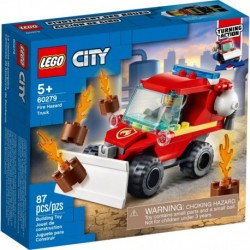 LEGO City Fire 60279 Fire Hazard Truck
