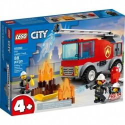 LEGO City Fire 60280 Fire Ladder Truck