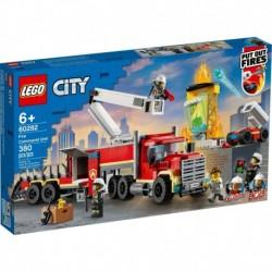 LEGO City Fire 60282 Fire Command Unit