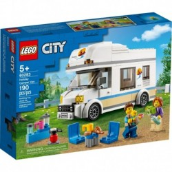 LEGO City Great Vehicles 60283 Holiday Camper Van