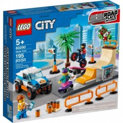 LEGO City Community 60290 Skate Park
