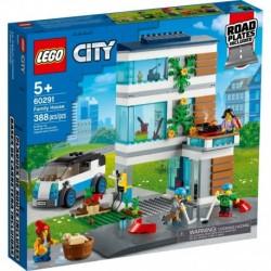 LEGO City Community 60291 Family House