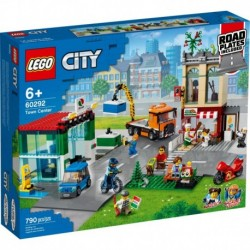 LEGO City Community 60292 Town Center