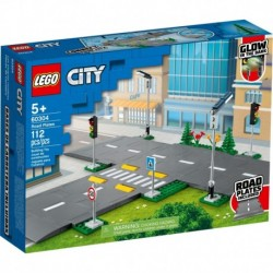 LEGO City Town 60304 Road Plates