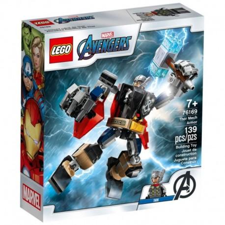 LEGO Marvel Avengers Movie 4 76169 Thor Mech Armor