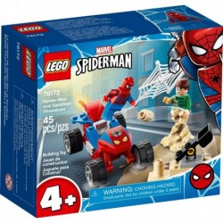 LEGO Marvel Super Heroes 76172 Spider-Man and Sandman Showdown