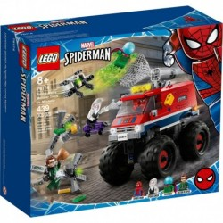 LEGO Marvel Super Heroes 76174 Spider-Man's Monster Truck vs. Mysterio
