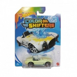Hot Wheels Color Shifter Shelby Cobra 427 S/C Vehicle