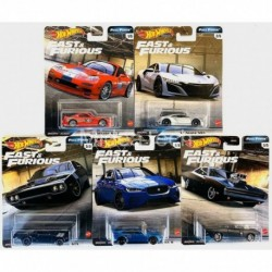 Hot Wheels Fast & Furious Complete Box of 10 - Dash H