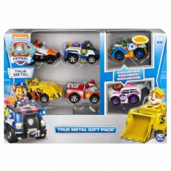 Paw Patrol True Metal Die Cast Gift Set