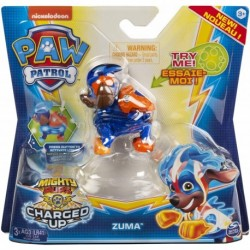 Paw Patrol Mighty Pups Charged Up Hero Pup Super Charged Zuma
