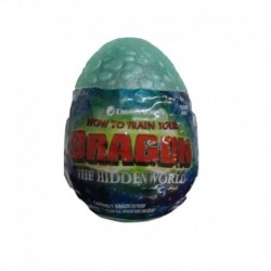 How to Train Your Dragon 3 Plush Dragon Eggs S2 - Light Green