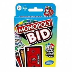Monopoly Bid Game